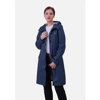 Dingy Weather Belle-1 Steppmantel Damen marineblau