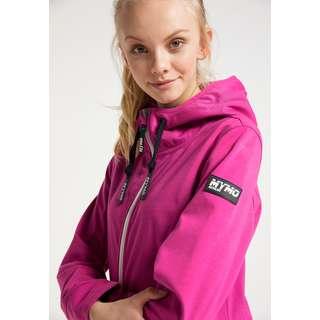 MYMO Funktionsjacke Damen Pink