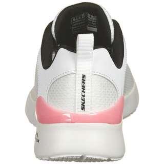 Skechers Skech-Air Dynamite Sneaker Damen weiß / pink