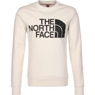 The North Face Standard Crew Sweatshirt Damen beige/schwarz