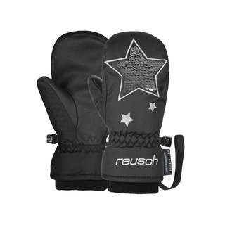 Reusch Halley R-TEX® XT Mitten Outdoorhandschuhe Kinder black / silver