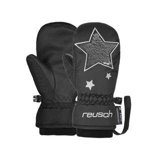 Reusch Halley R-TEX® XT Mitten Outdoorhandschuhe Kinder black / silver
