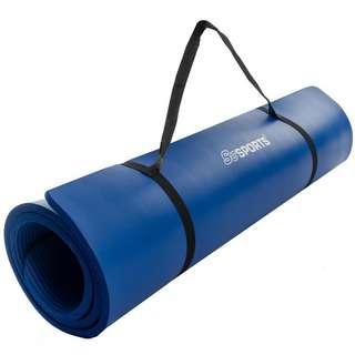 ScSPORTS Gymnastikmatte Veilchenblau Matte Blau