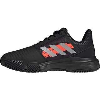adidas CourtJam Bounce M c Tennisschuhe Herren core black