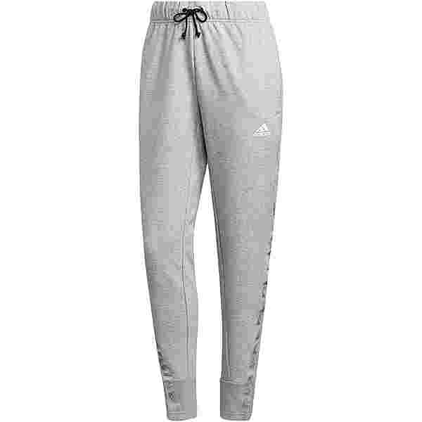 adidas DESIGNED2MOVE Trainingshose Damen medium grey heather