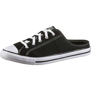 CONVERSE Chuck Taylor All Star Dainty Mule Sneaker Damen black-black-white