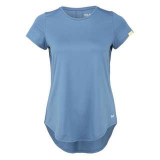CLN Athletics Mel Funktionsshirt Damen Ocean blue