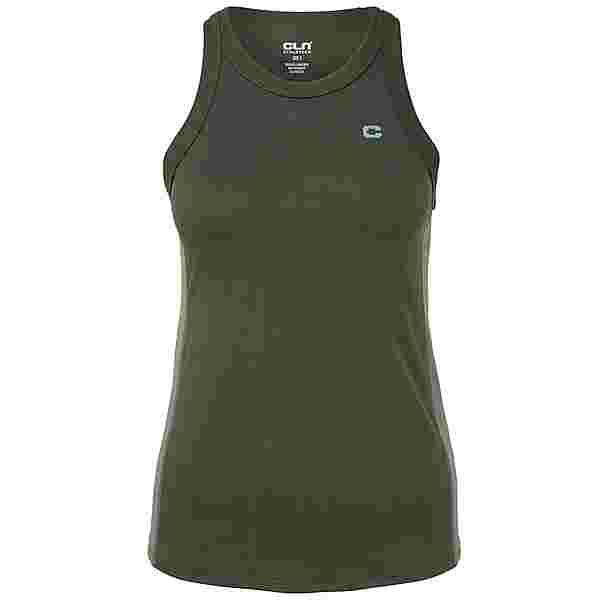 CLN Athletics Trix 2.0 Funktionsshirt Damen Dark green
