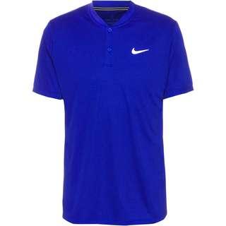 Nike Court Dri-FIT Tennis Polo Herren concord-white