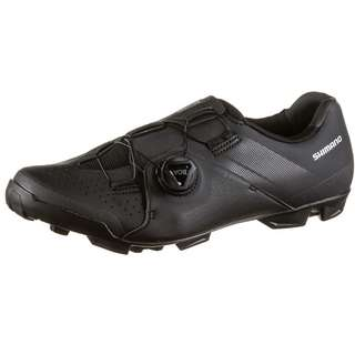 Shimano XC3 Fahrradschuhe Herren black