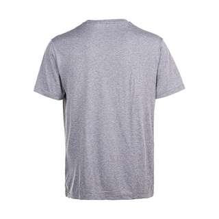 Virtus SUKER MELANGE Printshirt Herren 1038 Mid Grey Melange