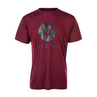 Virtus SAGAY Printshirt Herren 4011 Burgundy