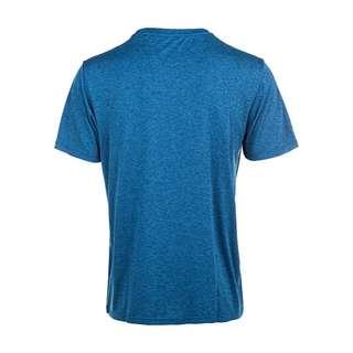 Virtus SUKER MELANGE Printshirt Herren 2145 Blue Sapphire