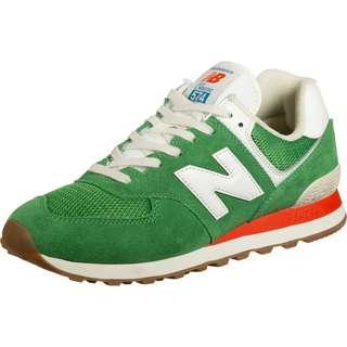 NEW BALANCE 574 Sneaker Herren grün