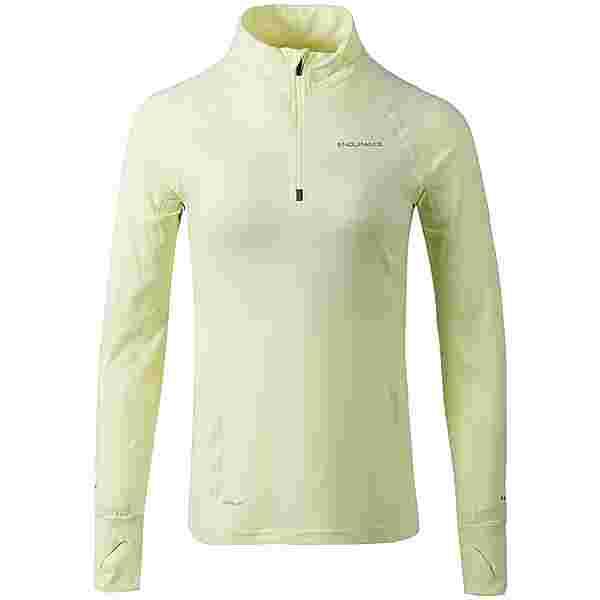 Endurance CANNA V2 PERFORMANCE Langarmshirt Damen 3111 Luminary Green