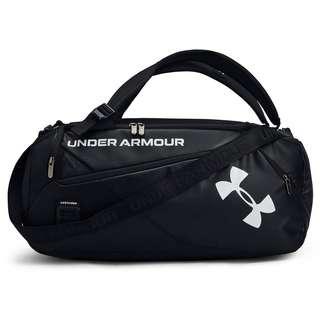 Under Armour Contain Duo S Duffle Sporttasche black-black-metallic silver
