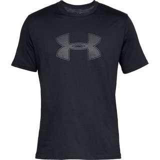 Under Armour T-Shirt Herren black -graphite