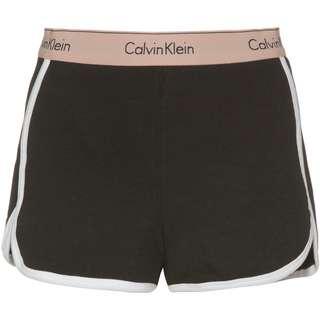 Calvin Klein Shorts Damen black-honey almond