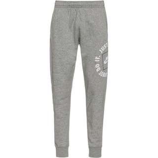 Nike NSW JDI Sweathose Herren dark grey heather-iron grey