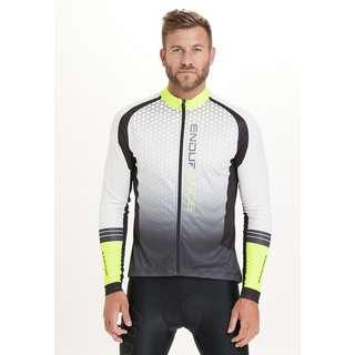 Endurance VEROVE M Bike L/S Shirt Fahrradtrikot Herren 5001 Safety Yellow