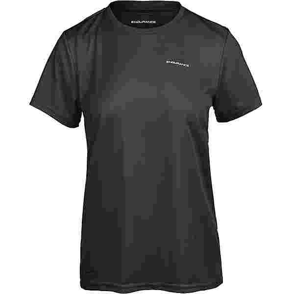 Endurance Vista Funktionsshirt Damen 1001 Black