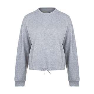 Endurance AININIE W Sweat Shirt Sweatshirt Damen 1005 Light Grey Melange