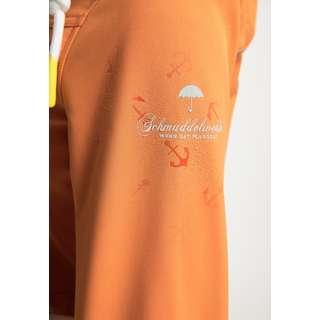 Schmuddelwedda Softshellmantel Damen Orange