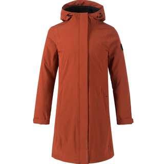 Weather Report CANDIS W Long W-PRO 15000 Regenjacke Damen 4175 Arabian Spice
