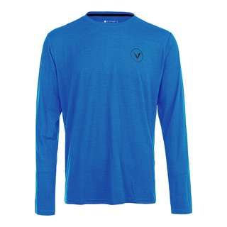 Virtus JOKER M L/S Tee Langarmshirt Herren 2145 Blue Sapphire