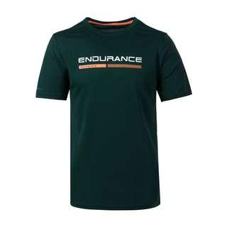 Endurance VENIES M S-S Tee Laufshirt Herren 3097 Ponderosa Pine