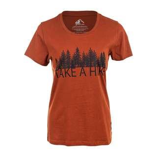 Whistler Printshirt Damen 4175 Arabian Spice