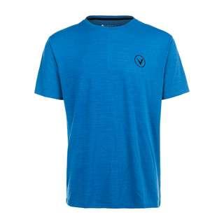 Virtus JOKER M S/S Tee Printshirt Herren 2145 Blue Sapphire