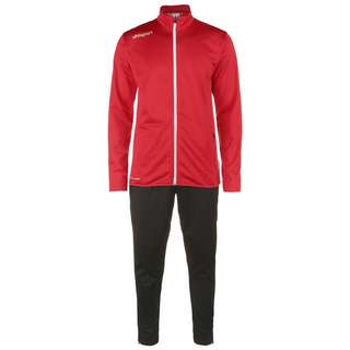 Uhlsport Essential Classic Trainingsanzug Herren rot / weiß