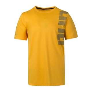 Endurance NORUN M S-S Tee Laufshirt Herren 5079 Spectra Yellow