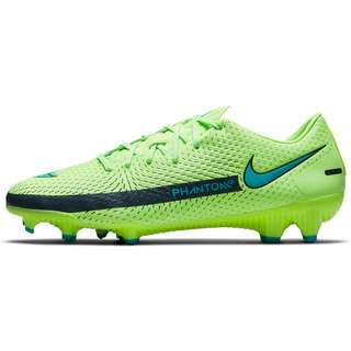 Nike Phantom GT Academy FG/MG Fußballschuhe lime glow-aquamarine