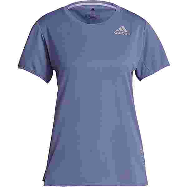 adidas HEAT READY SUPERNOVA Funktionsshirt Damen orbit violet