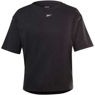 Reebok Cozy Pack T-Shirt Damen black