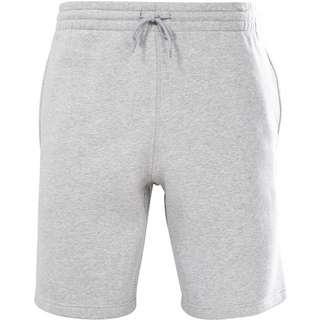 Reebok Small Logo Shorts Herren medium grey heather