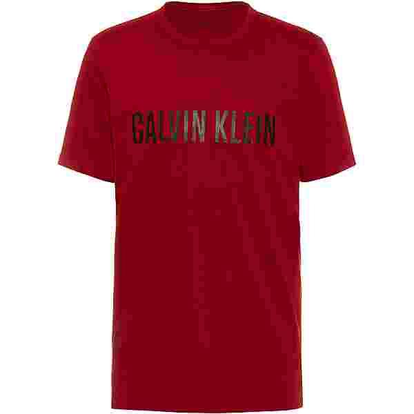 Calvin Klein T-Shirt Herren mulberry wine