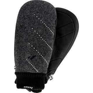 Zanier CRYSTAL VOGUE Outdoorhandschuhe Damen schwarz-anthrazit