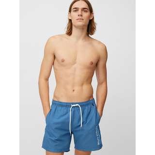 Marc O'Polo Badeshorts Beach Short Solids Badeshorts Herren atlantic blue
