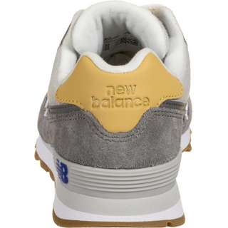 NEW BALANCE 574 Sneaker Kinder grau