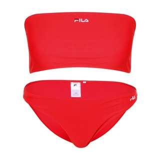 FILA Viola Bikini Set Damen rot