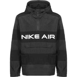 Nike Air Windbreaker Kinder schwarz