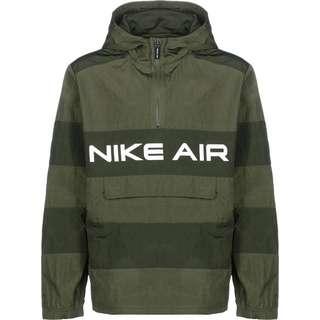 Nike Air Windbreaker Kinder oliv