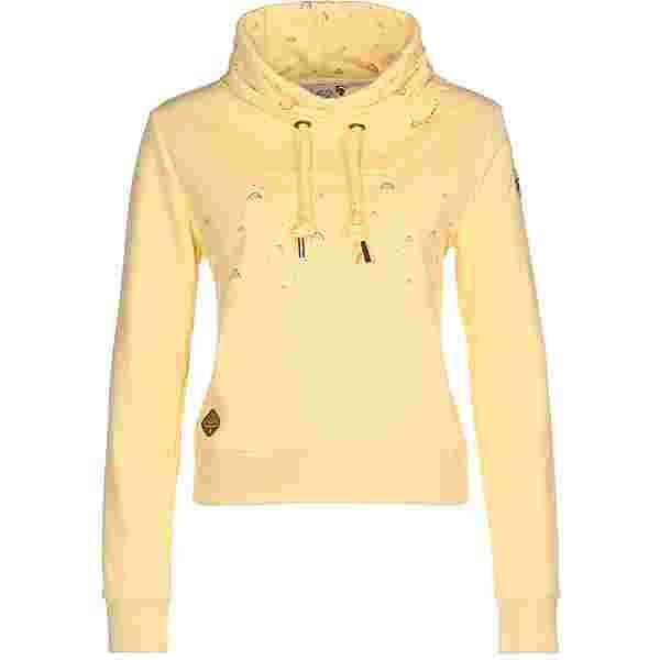 Ragwear Vionchela Sweatshirt Damen gelb