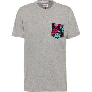 Tommy Hilfiger T-Shirt Herren light grey heather