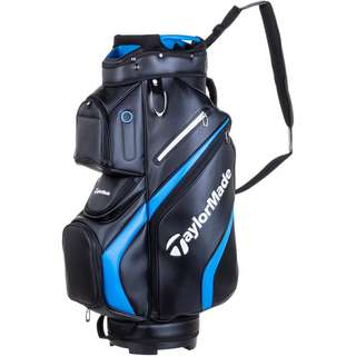 Taylor Made Deluxe Golftasche black-blue