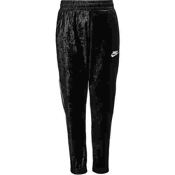 Nike Sportswear Trainingsanzug Kinder schwarz