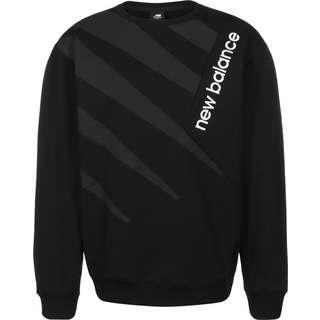 NEW BALANCE MT03504 Sweatshirt Herren blau